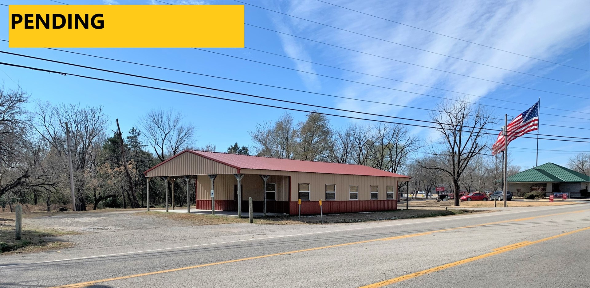 COMMERCIAL OFFICE BUILDING FOR SALE IN MARION COUNTY AR