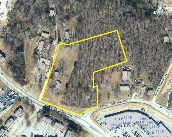 Commercial Property in high traffic area of Danville, VA
