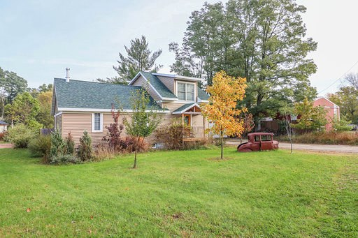 Riverfront Home for sale Waupaca, WI