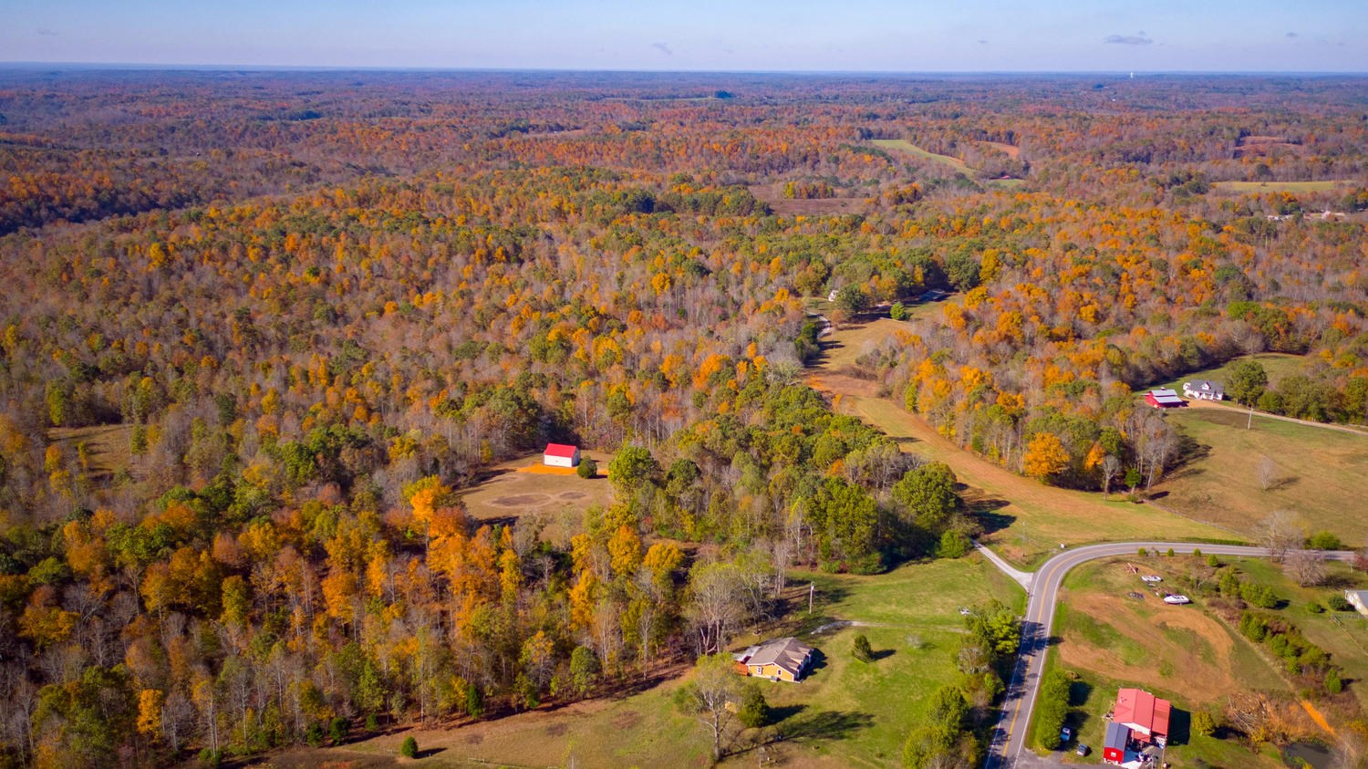 16 Acres in Primm Springs Tennessee!