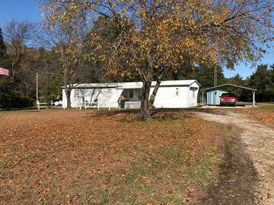 Recreational Home and Land in Henry County, Missouri