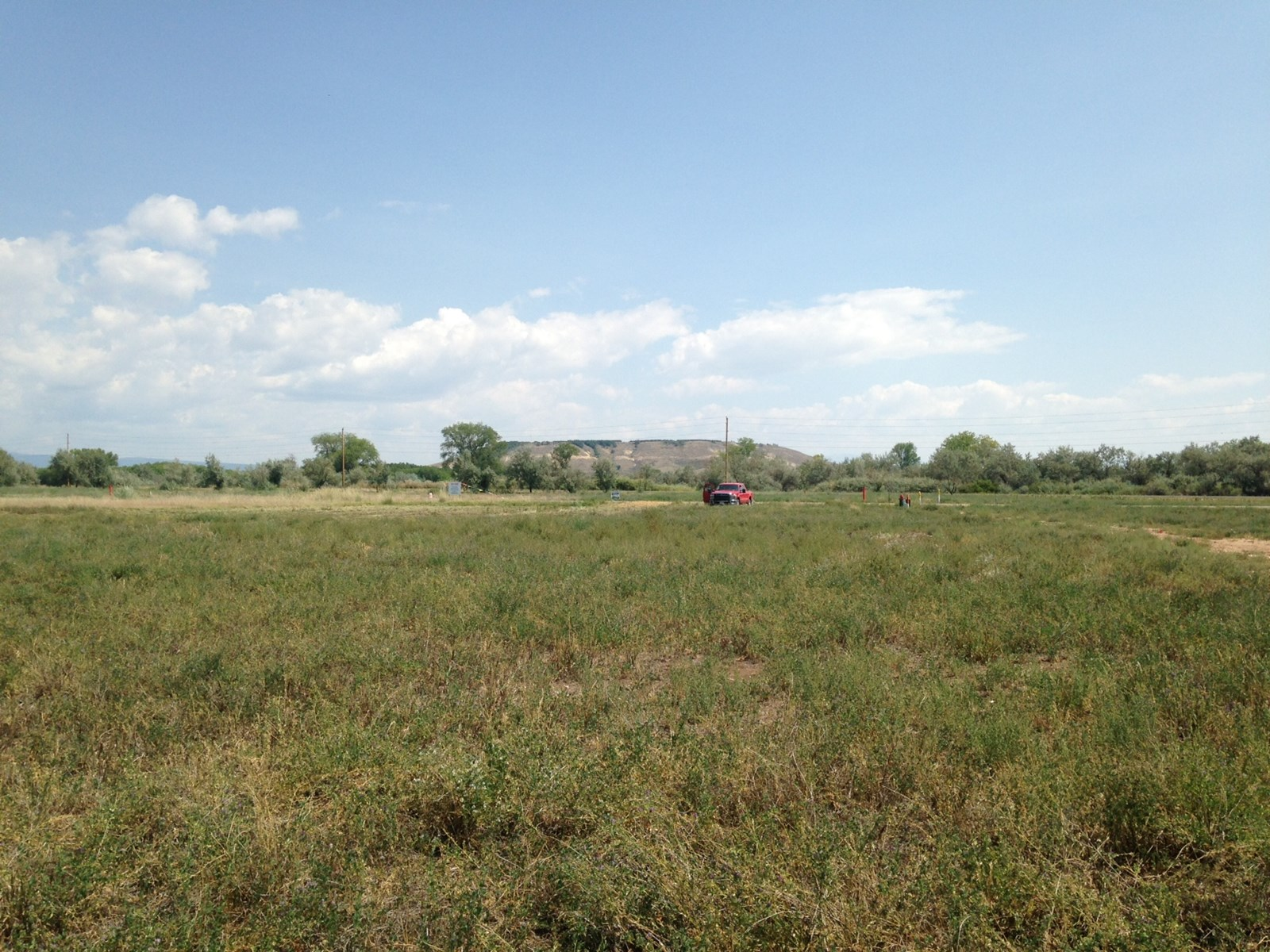 Lot Surveyed and Ready for Building, Orchard City, Colorado