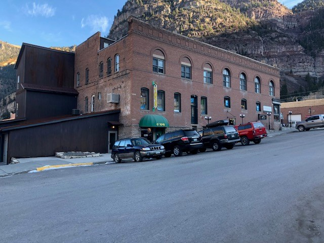 Condo/Office Units in Historic Building For Sale Ouray CO