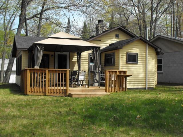 Cabin on Canada Creek Ranch for Sale Atlanta MI