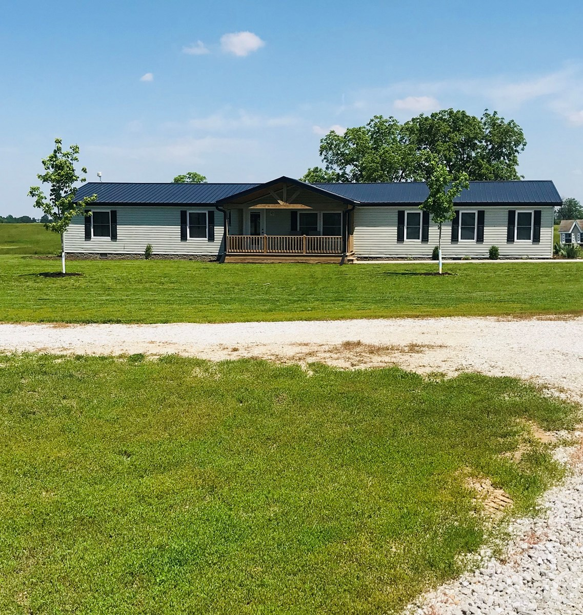 RURAL HOME FOR SALE, HAY GROUND, CRP INCOME FARM, MO HUNTING