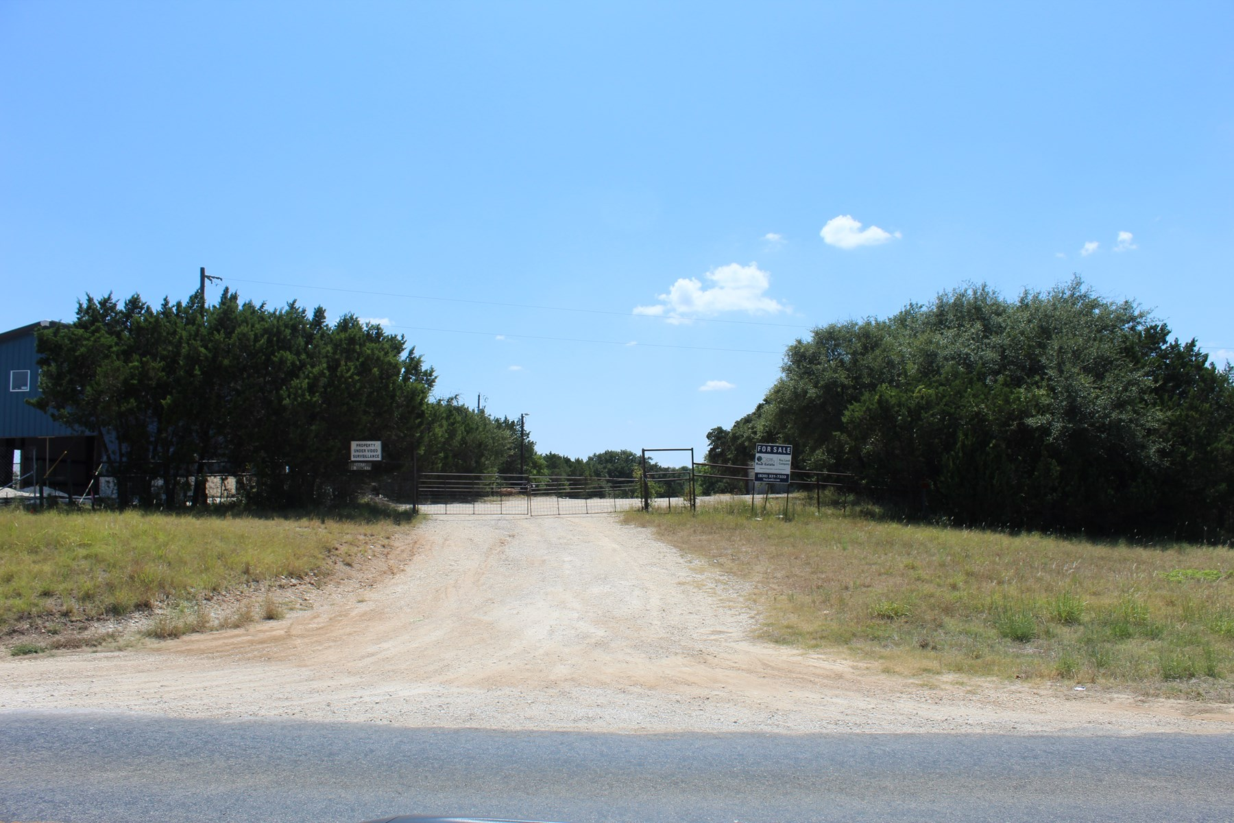 Boerne Commercial Storage Rental 2.5 Acres I-10 Frontage