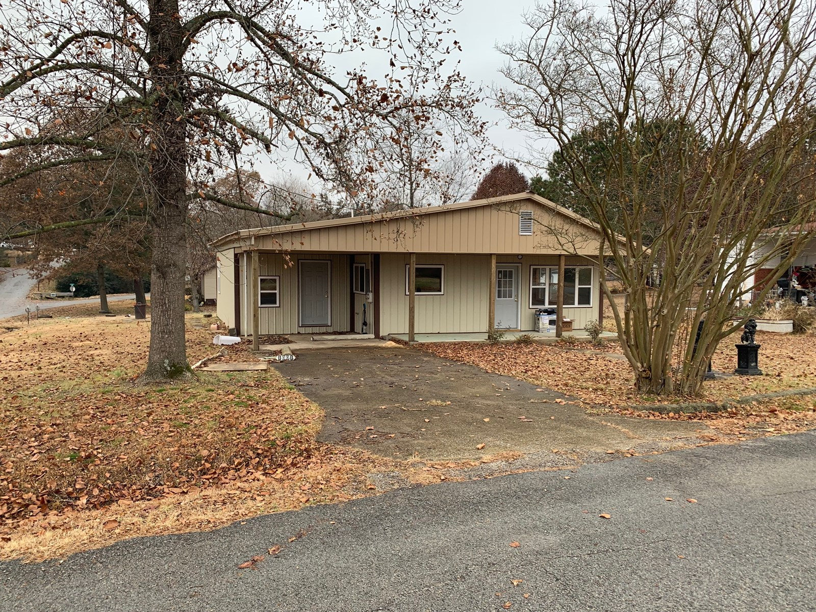 Home in town for sale, Newly remodeled, in north Arkansas