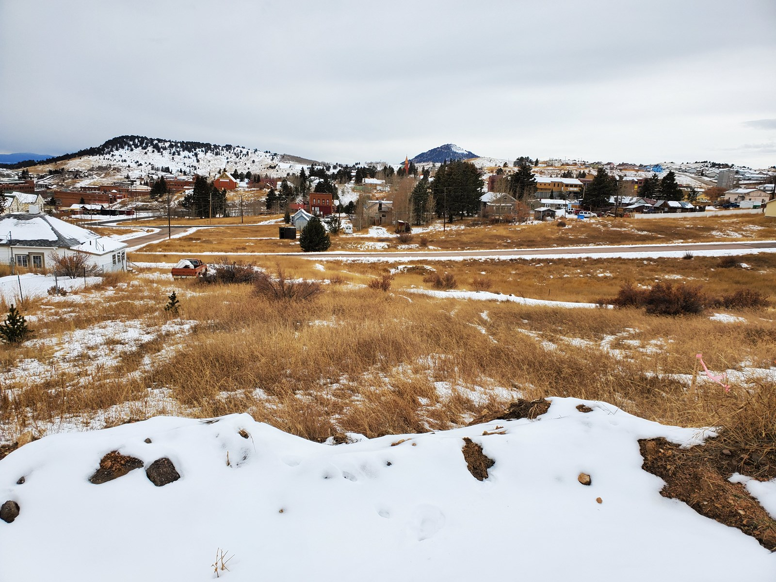 Land for Sale in Cripple Creek near Railroad & Museum