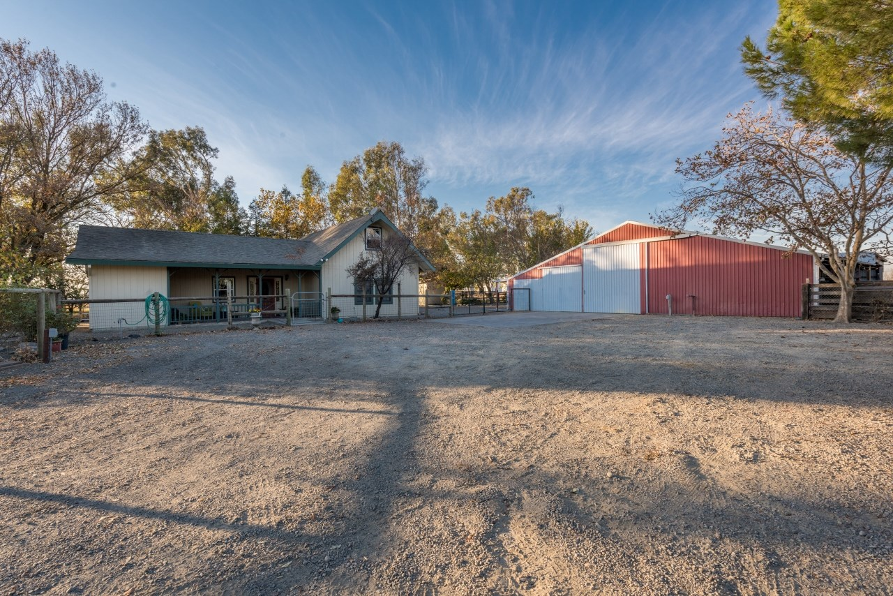 Northern California Country Home with Acreage For Sale