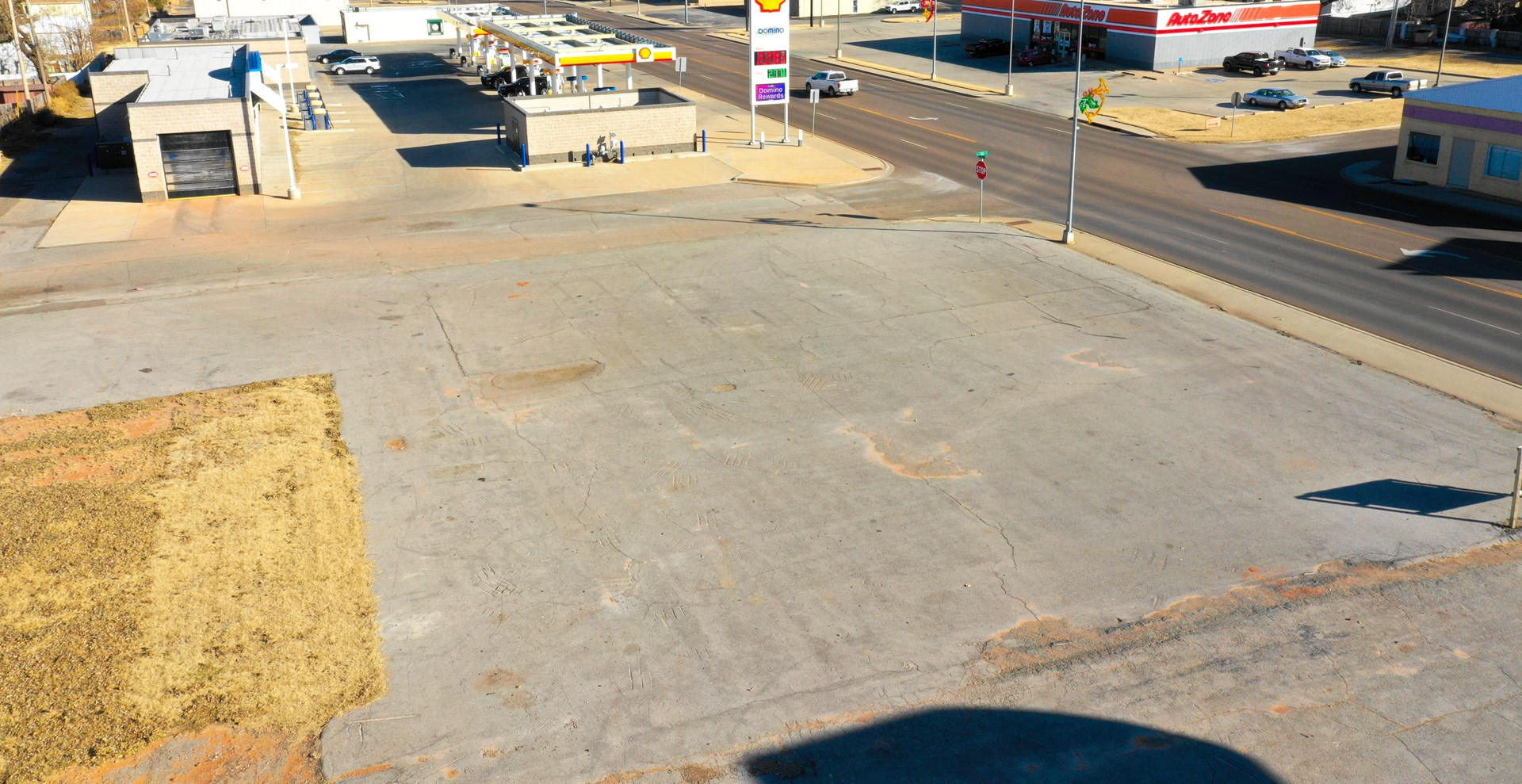 COMMERCIAL SPACE AVAILABLE ON ROUTE 66 IN ELK CITY