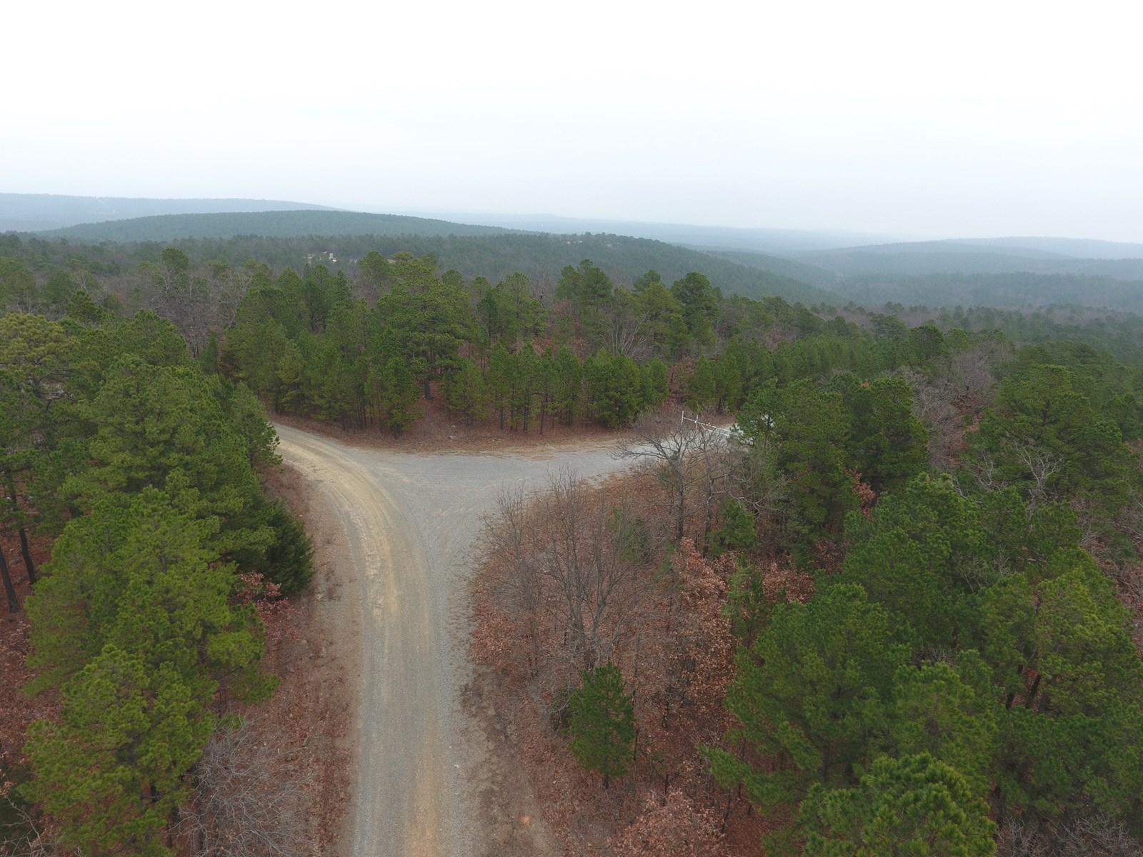 Hunting-Mountain Property, Wilburton OK For Sale-