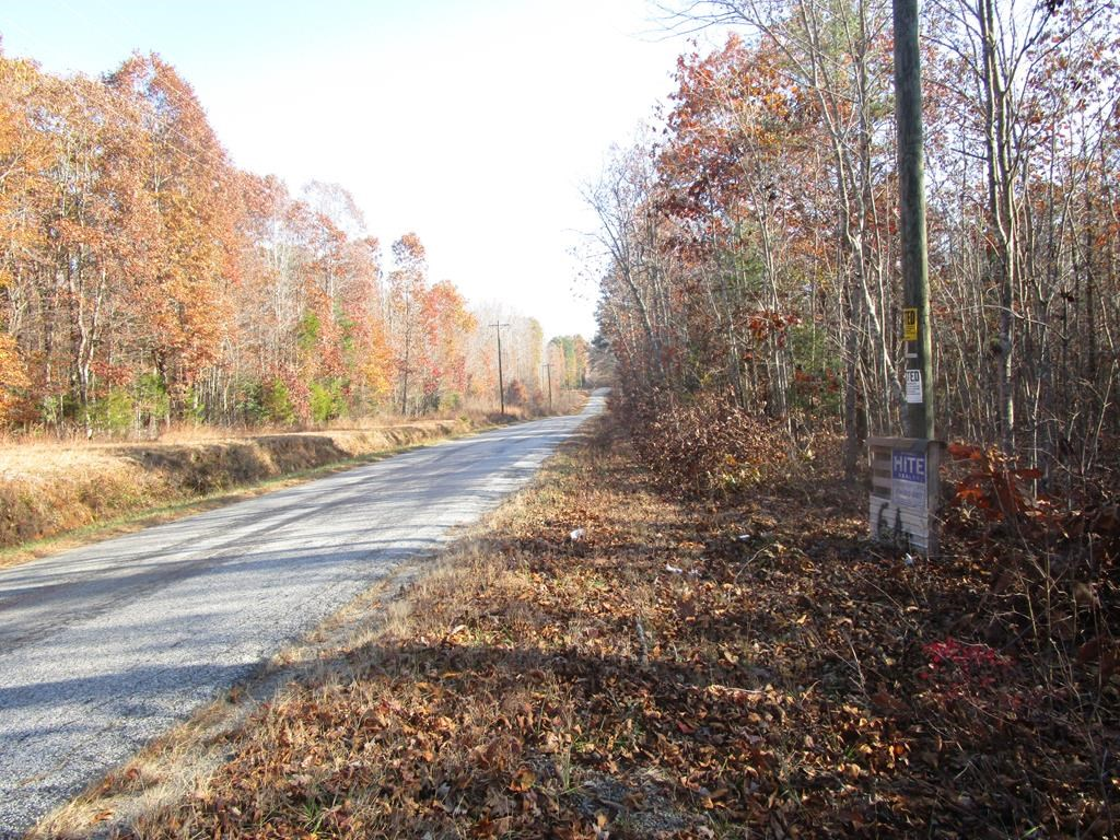 Over 14 Acres In Lunenburg County, VA