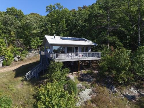 Missouri  Cabin Retreat and 120 acres