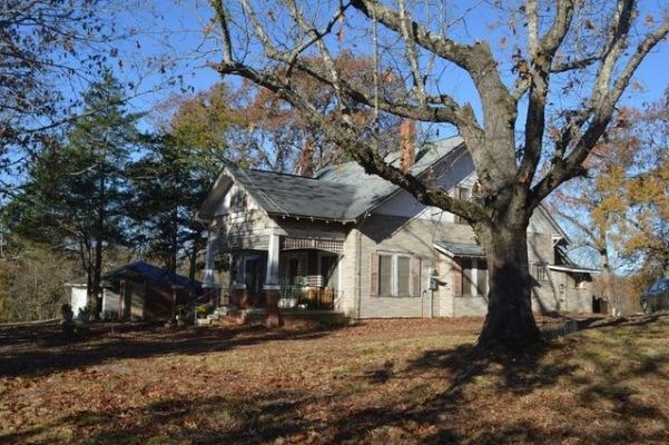 House on 5+/- Acres w/ Barns - Chatham Co.