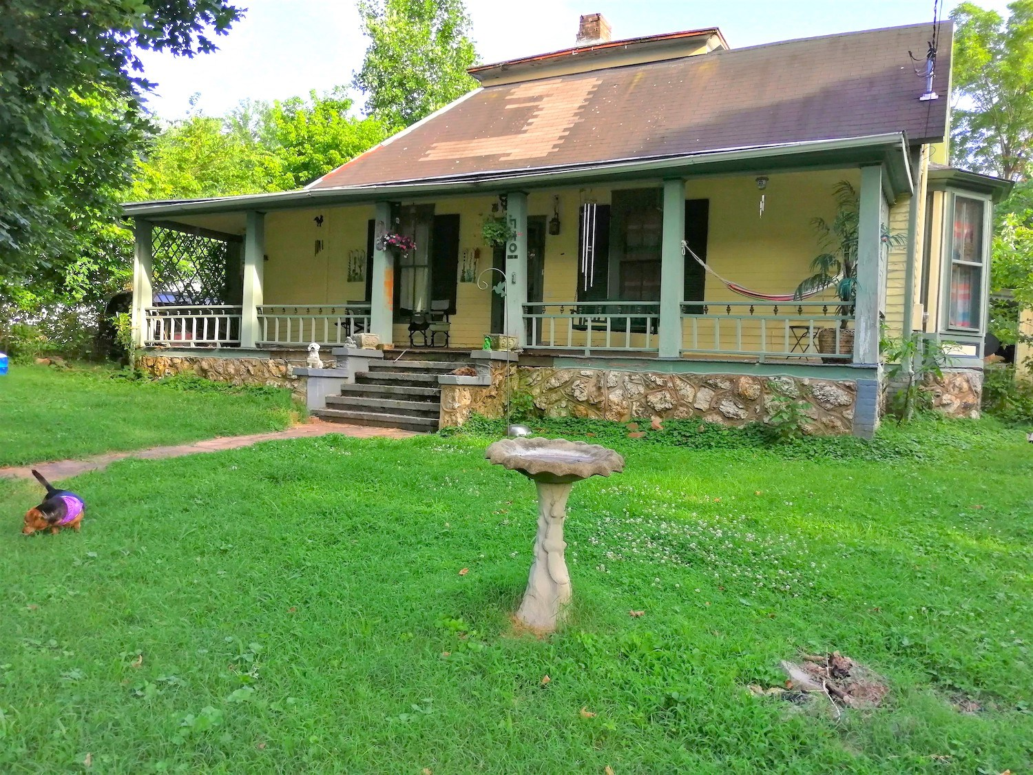 Historical Home for Sale in the Ozarks