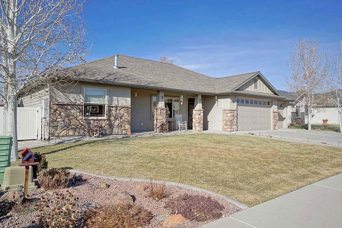 Raven's Crest Home, Montrose, Colorado