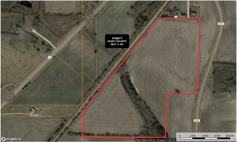 PENDING - DEVELOPMENT LAND FOR SALE, ROYSE CITY, TX
