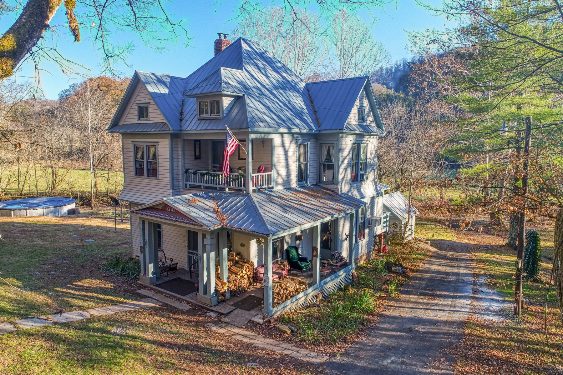 1917 Sears & Roebuck Victorian Home For Sale in East TN