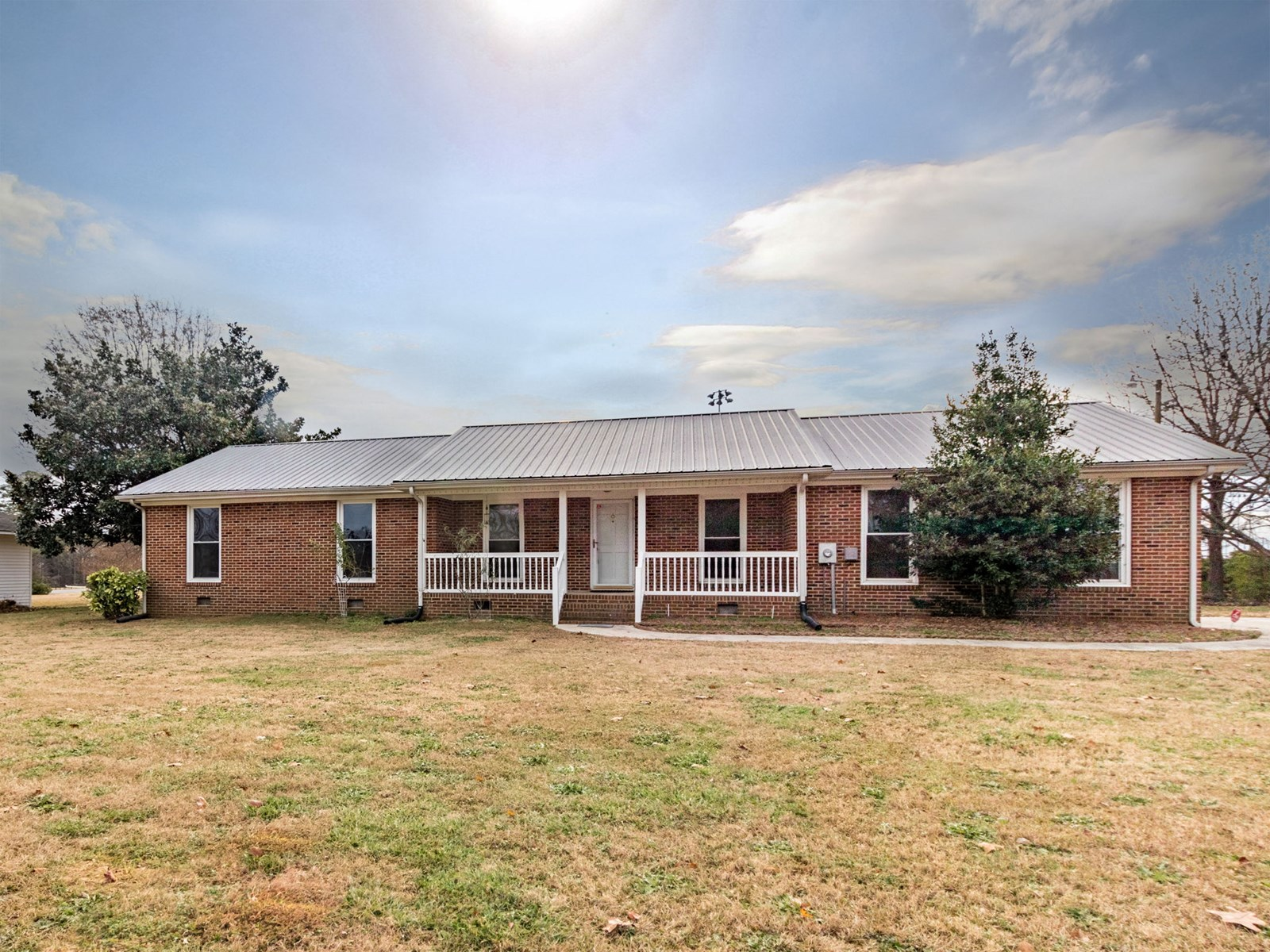 3BR, 2BA Brick Ranch For Sale in Sanford, NC