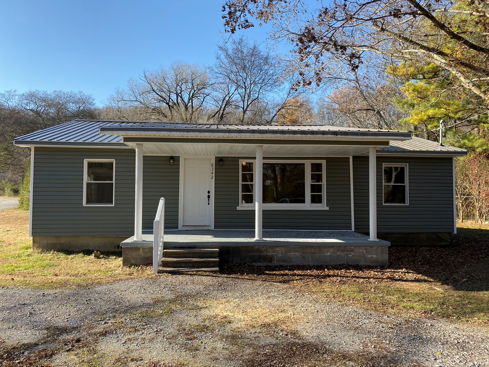 3 Bedroom Ranch in Mount Pleasant, Maury County Tennessee