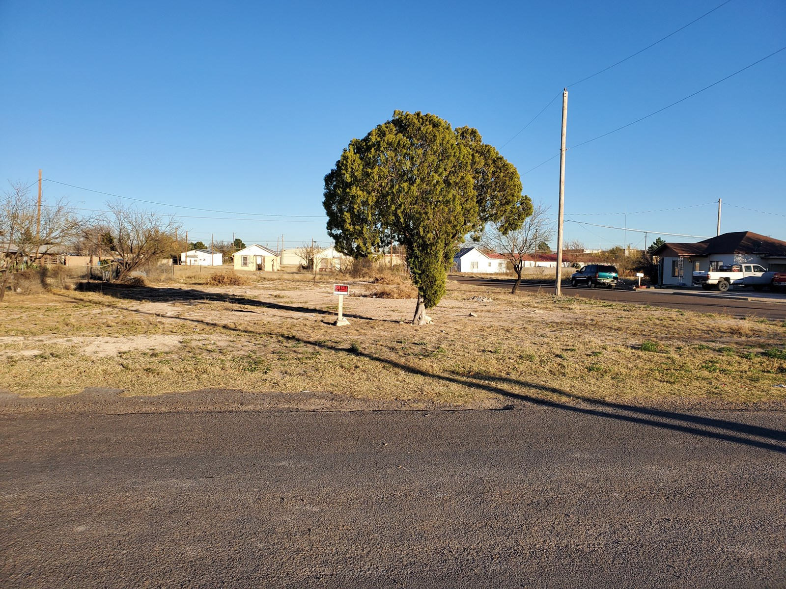 Lot For Sale In Ft. Stockton Texas