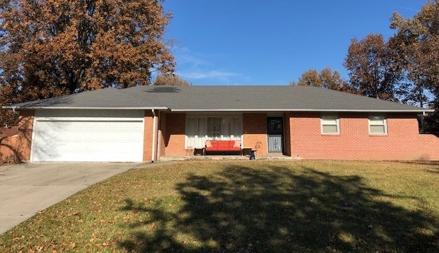 For Sale Brick Ranch Open Floor Plan Chillicothe, MO
