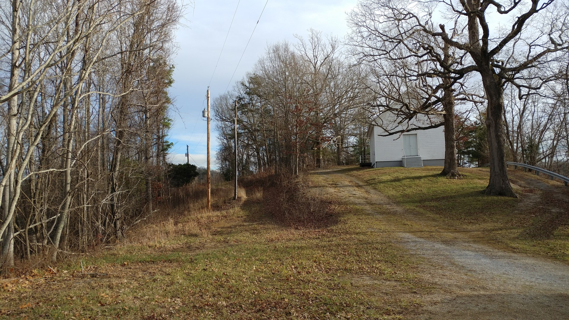 Land for Sale in Shawsville VA with a Church Building