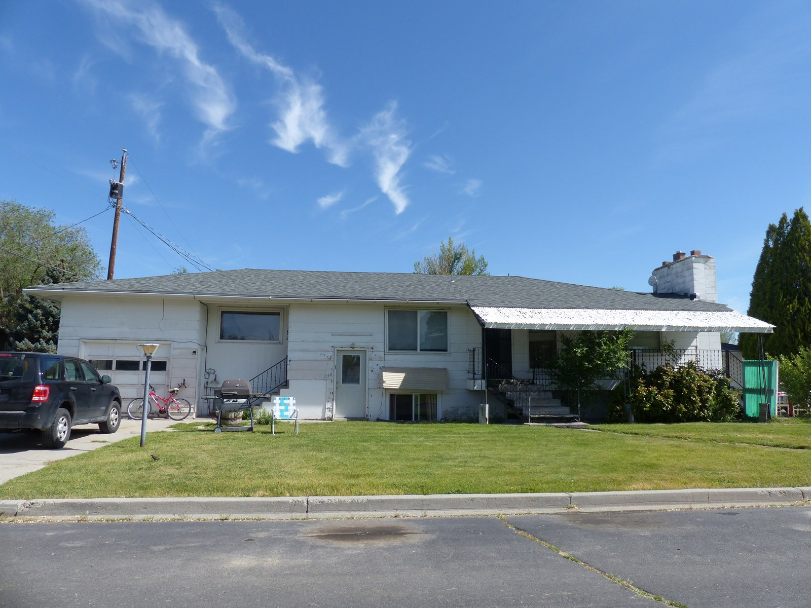 4 PLEX FOR SALE IN BURNS OREGON