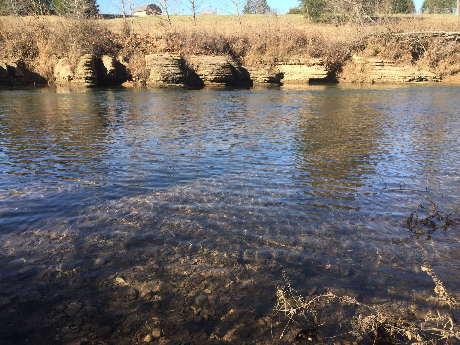 Home for sale on Piney River in Middle TN