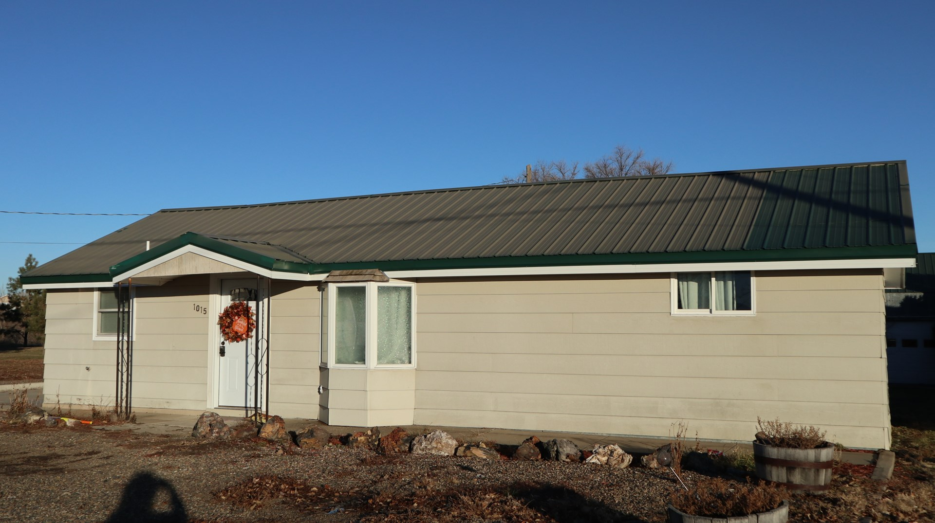 Move-in Ready 3 BD, 1 BA Home w/ Large Shop in Glendive MT
