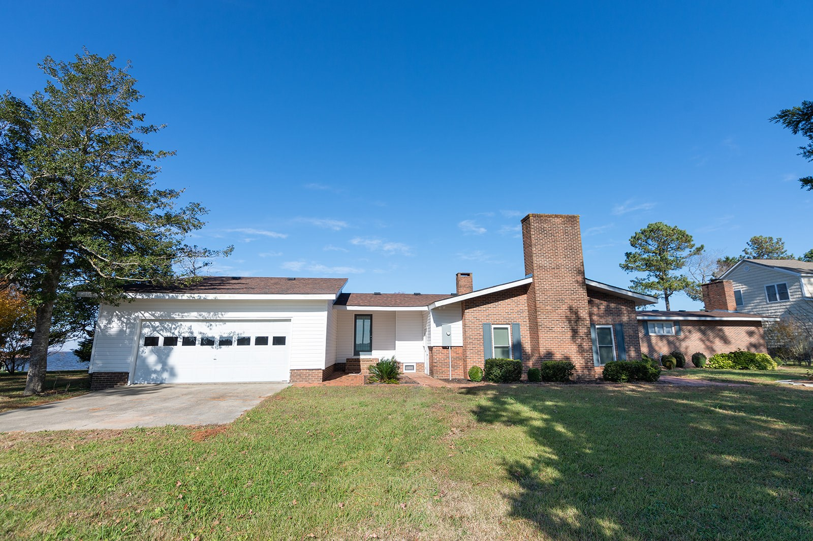 Albemarle Sound Front Home in Washington County NC