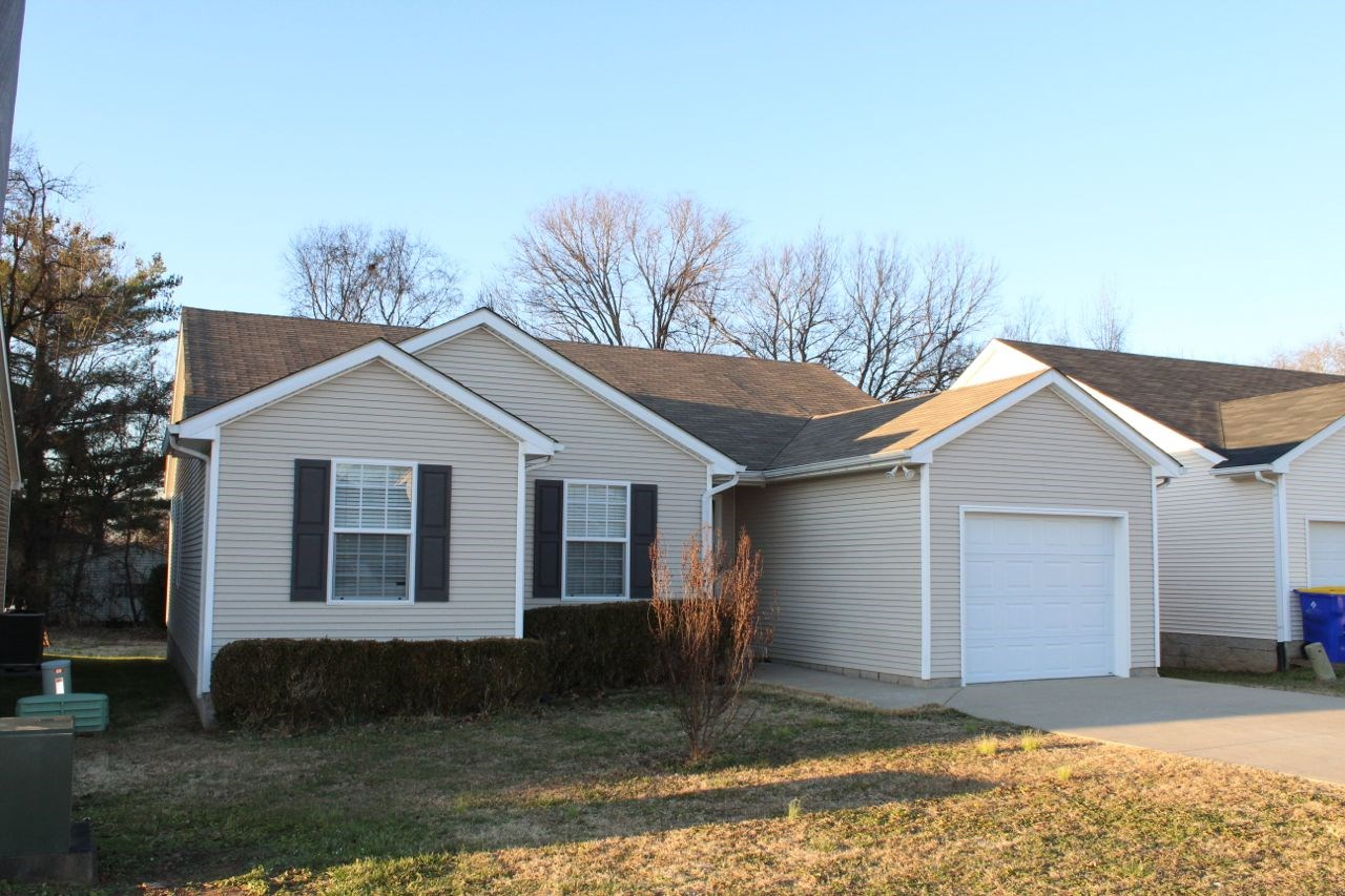 3 bedroom 2 bath home for sale near Bowling Green, Ky.