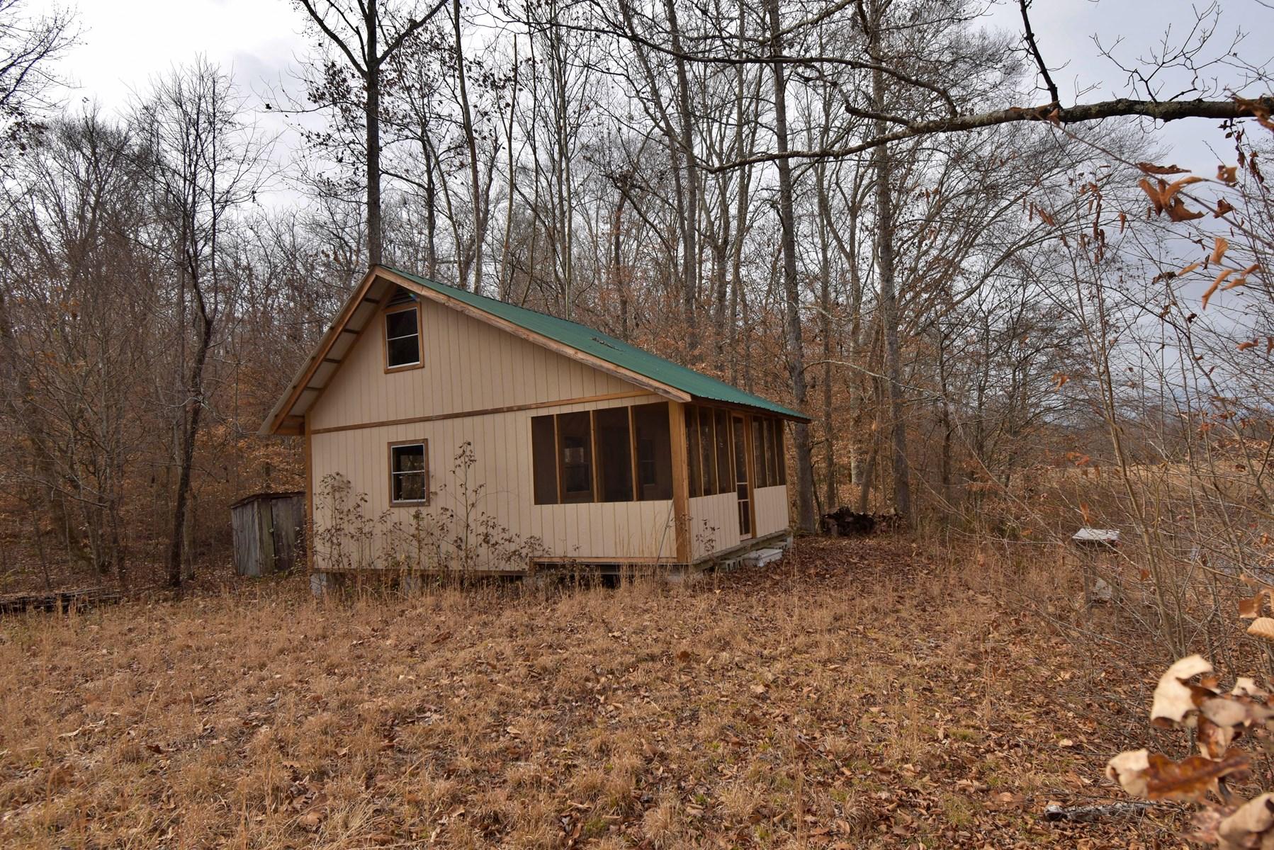 Cabin Side Veiw