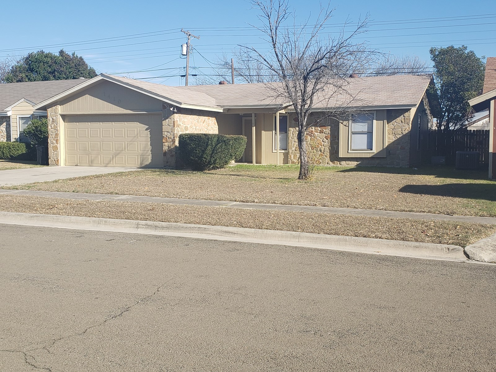 3 Bed 2 Bath Home For Sale South  Killeen TX $95,000!
