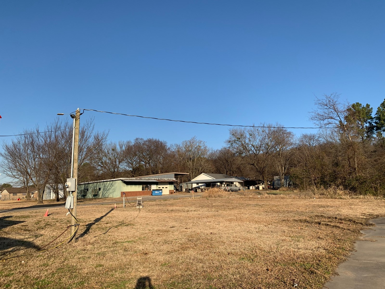 Commercial Property for Sale- Wilburton, Oklahoma