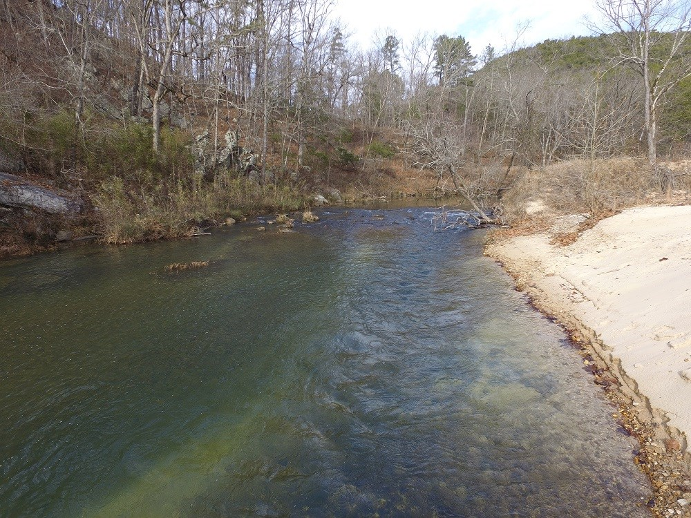 SELF-RELIANT & BUG OUT PROPERTY IN ARKANSAS WITH LIVE WATER