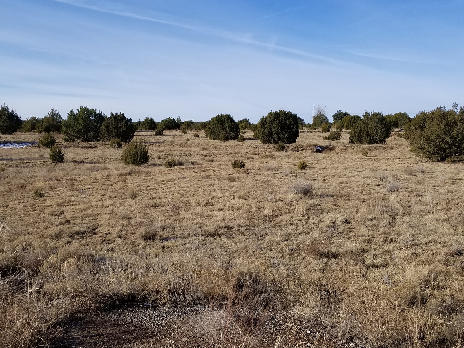 Manufactured Home Site For Sale 2.5 Acres Edgewood NM