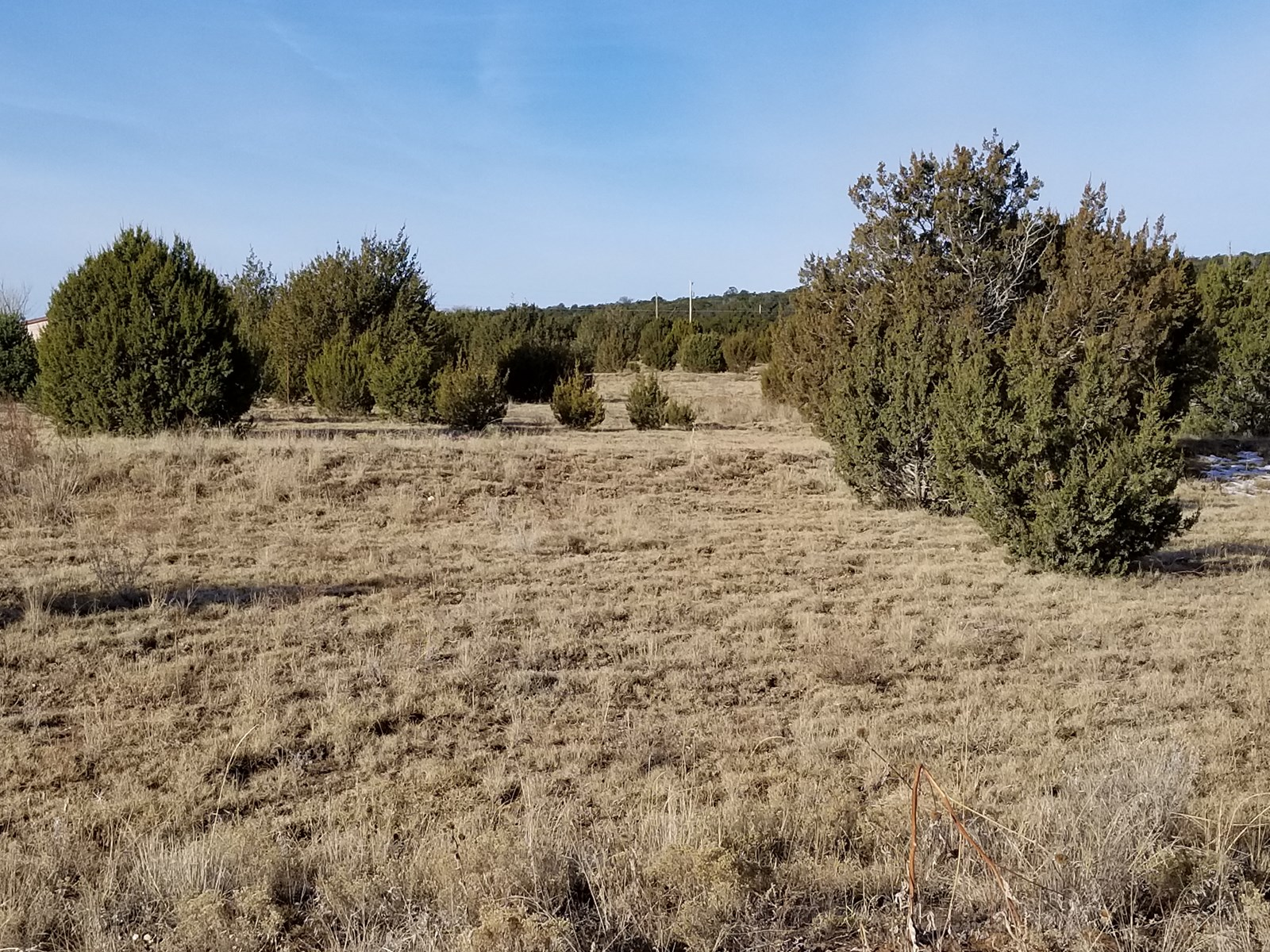 2.5 Ac Residential Lot For Sale Edgewood NM