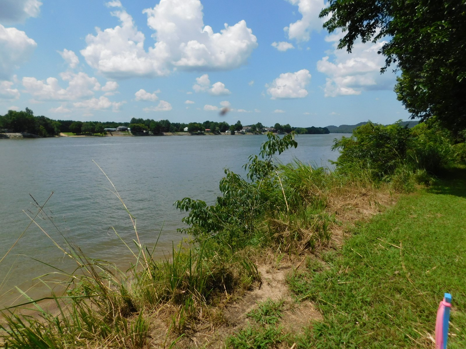 RIVERFRONT PROPERTY ON KENTUCKY LAKE WITH SHOP, WELL,