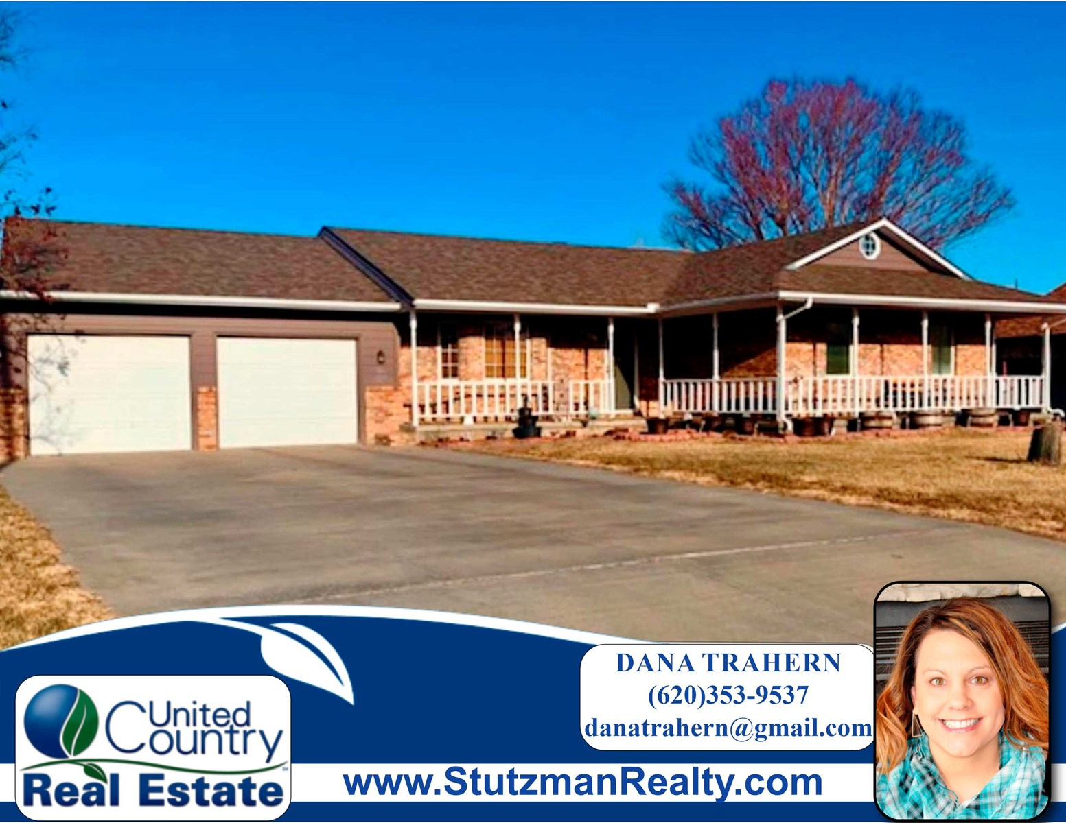 FOUR BEDROOM HOME FOR SALE IN ULYSSES, KS