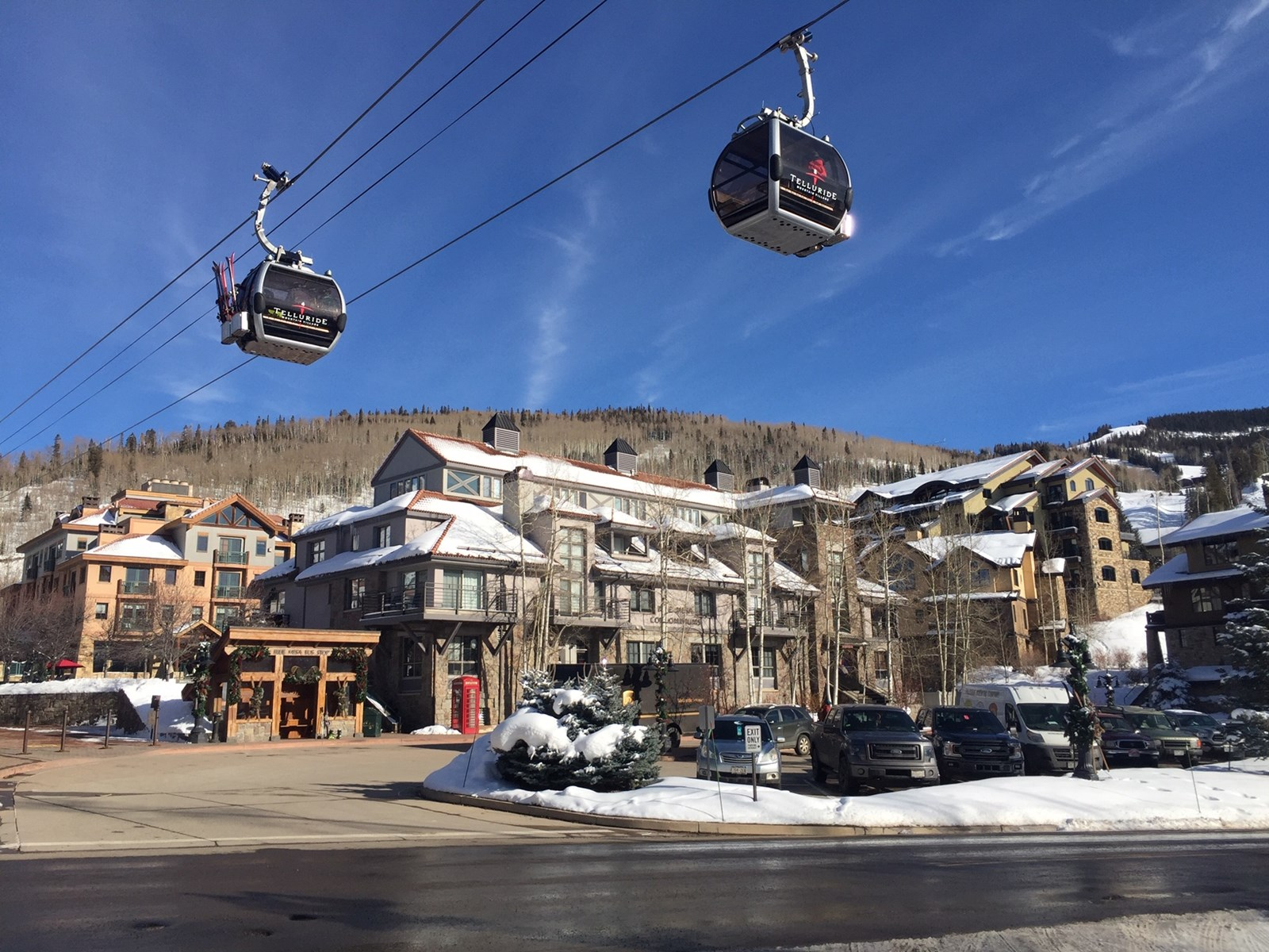 Condo Timeshare For Sale Telluride, Colorado