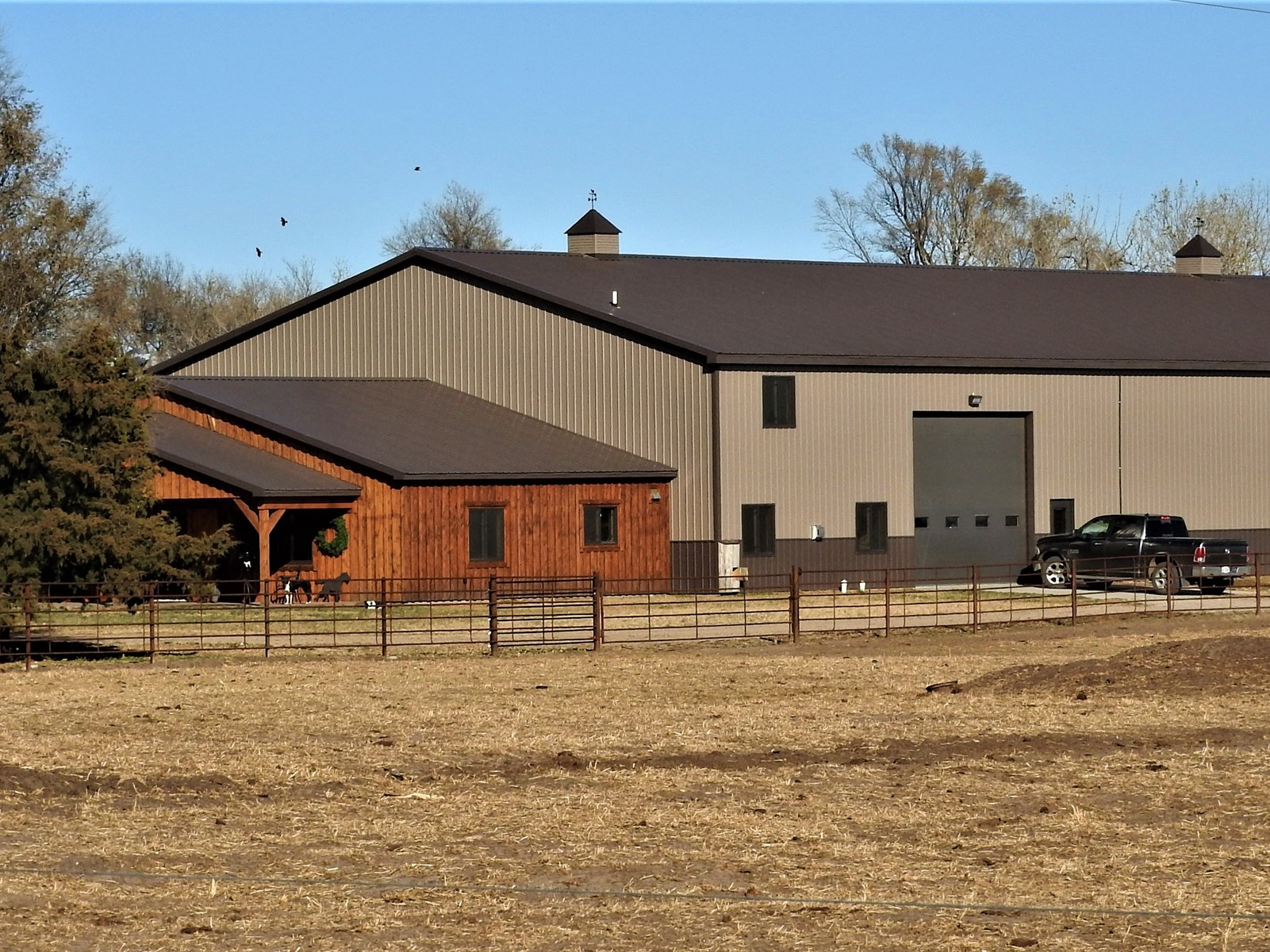 Nebraska Purebred Cattle Headquarters & Feedlot For Sale