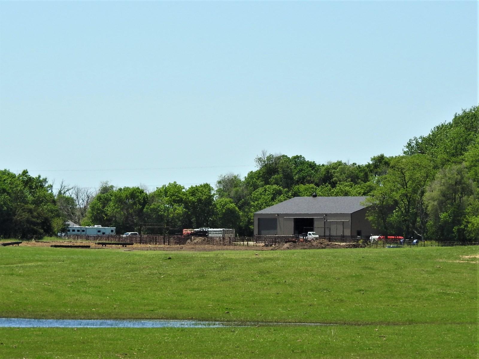 Nebraska Purebred Cattle Headquarters & Feedlot For Sale