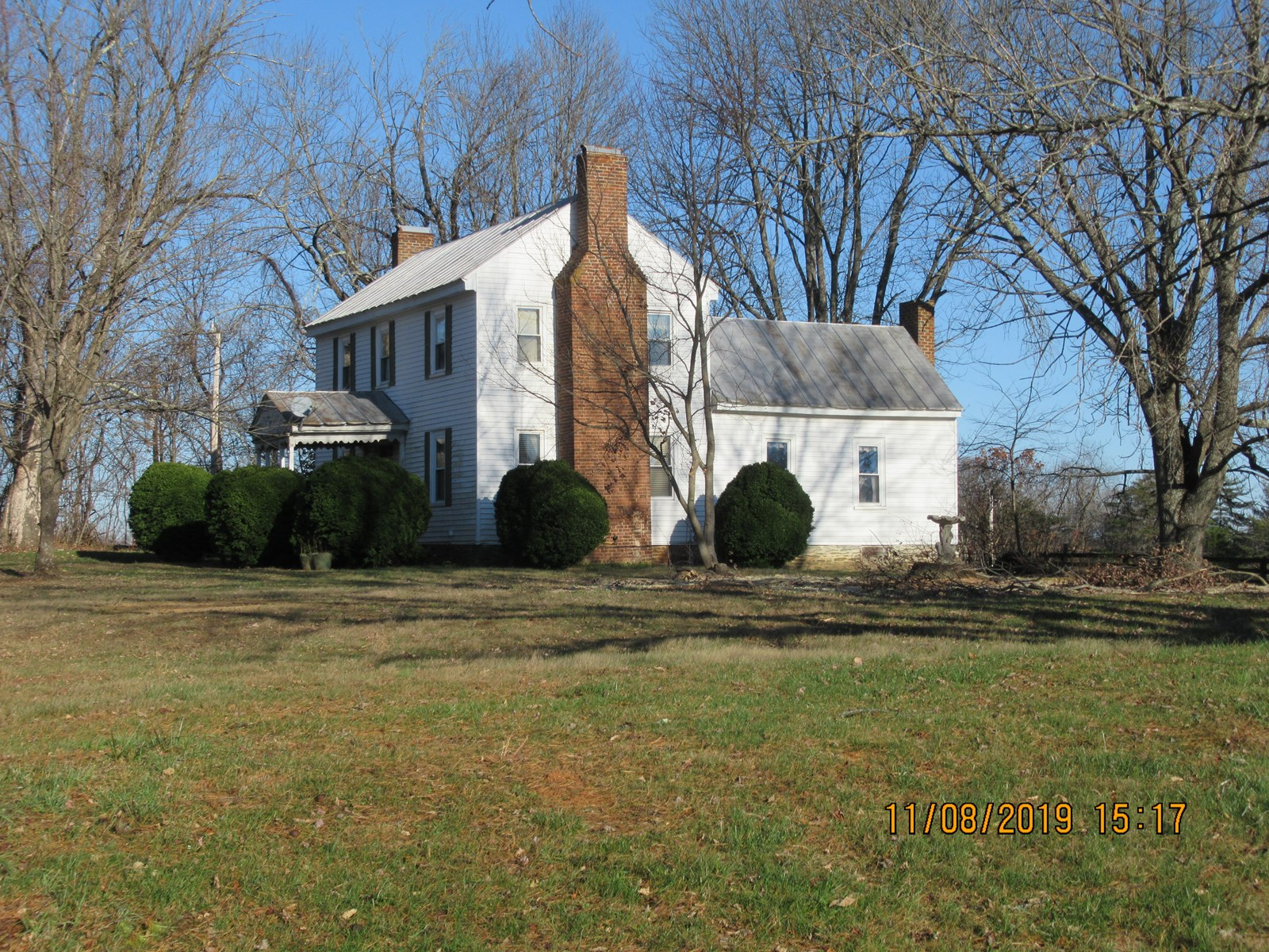 Historic Floyd County VA Farm House for Sale