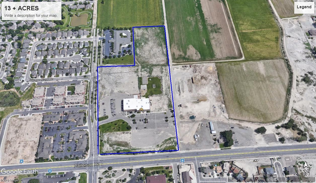 Colorado Commercial development land for sale