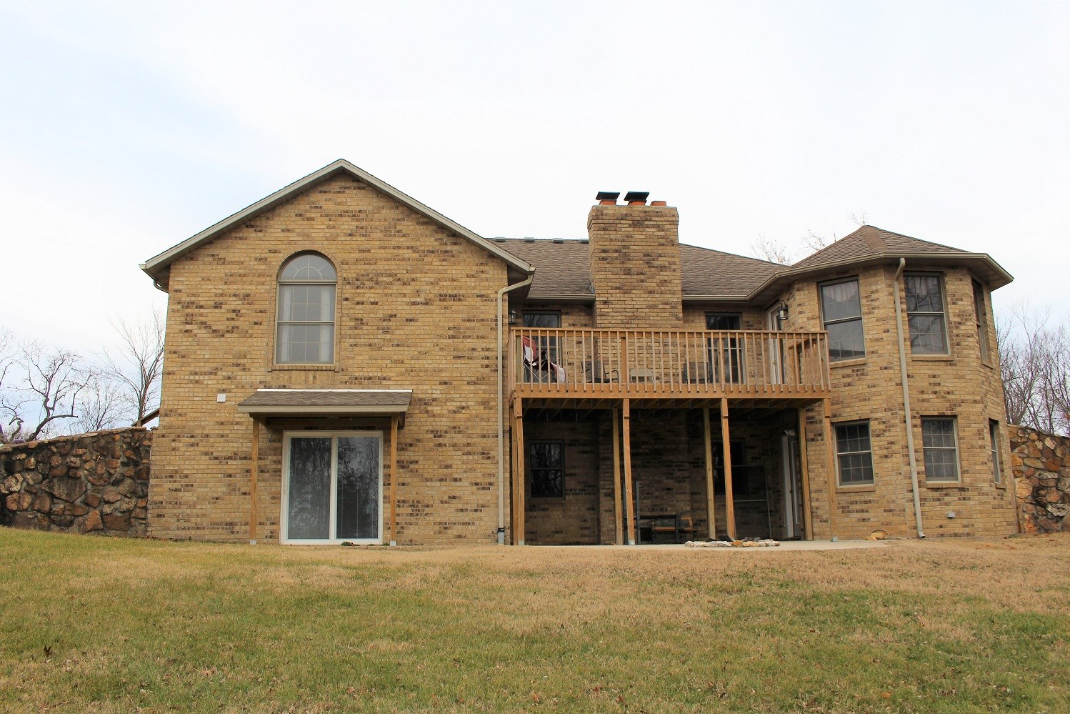 For Sale Southern Missouri Brick Home with Basement