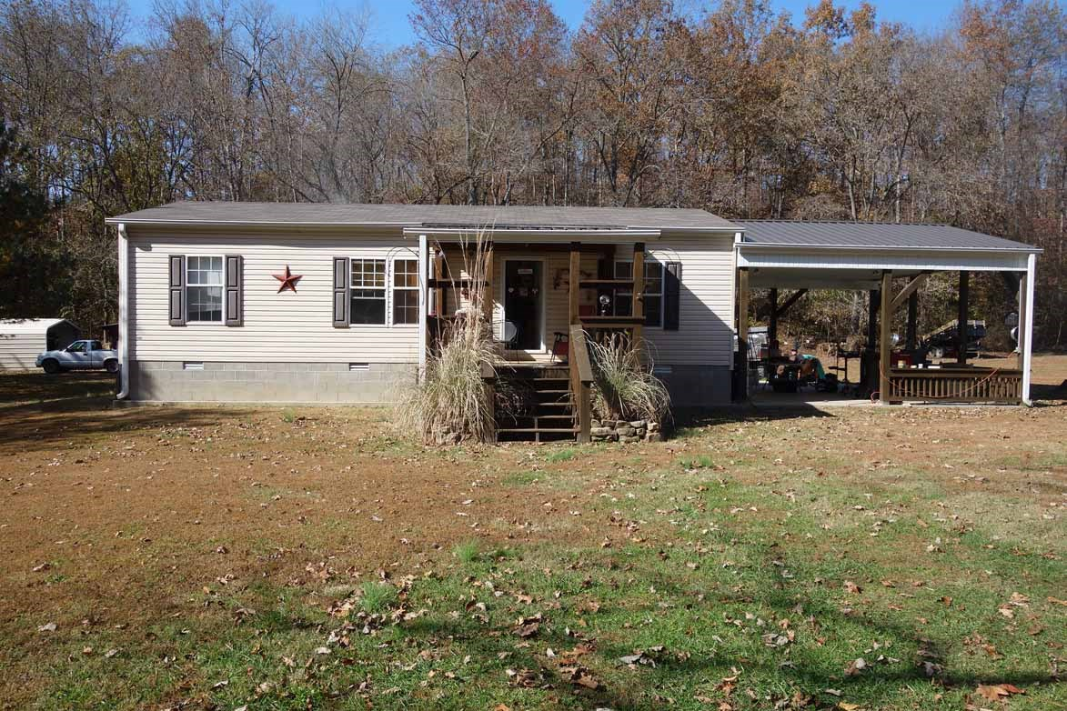 COUNTRY HOME ON 8.2 AC +/- IN MISSOURI OZARKS-SHANNON COUNTY