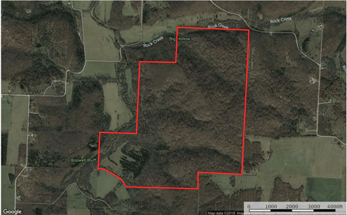 Nice Large Land Tract For Sale