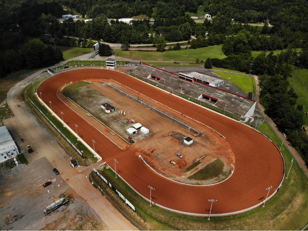 Coeburn, Virginia Clay Valley Speedway For Sale