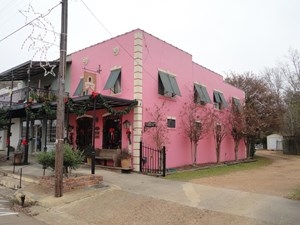 HISTORIC BUILDING AND LOT DOWNTOWN BROOKHAVEN MISSISSIPPI